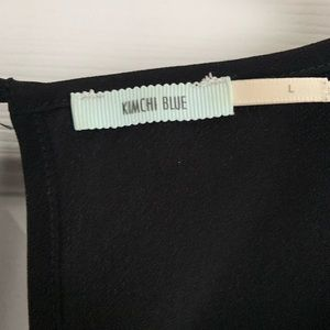 Kimchi Blue Dresses - Urban Outfitters Kimchi Blue Black Shift Dress